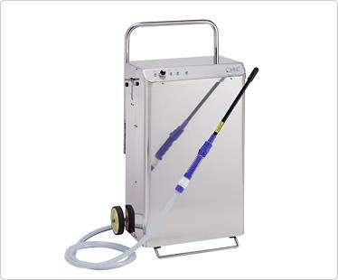 大容量高濃度オゾン水生成器 サニアクリーンSAC-1100V オーニット