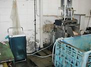 高濃度オゾン水でカビ除去 ヌメリ防止